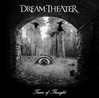 Dream Theater - TRAIN OF THOUGHT 2-LP