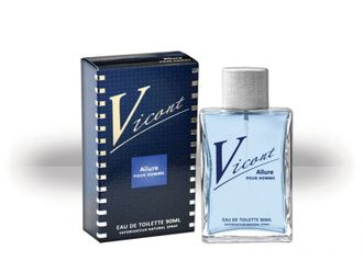 Vicont Allure eau de toilette for men