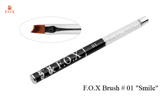 "F.O.X Brush #01 ""Smile"""