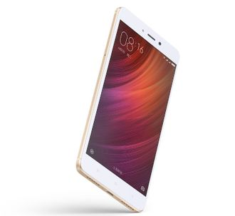 Смартфон Xiaomi Redmi Note 4 16Gb золотистый