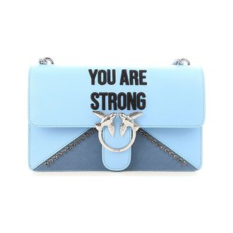 PINKO HANDBAG LIMITED YOU ARE STRONG