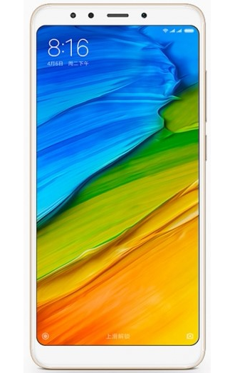 Xiaomi Redmi 5 Plus 4/64Gb Gold (Global) (rfb)