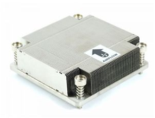 Радиатор для серверов Dell PowerEdge R210 R210 II Heatsink, 0W703N, W703N
