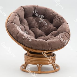 Кресло Swilly Swivel Papasan 4 мед