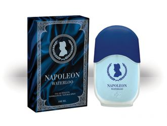 Napoleon Waterloo eau de toilette for men