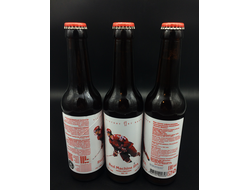 фото пива Пиво Victory Art RED MACHINE IPA Indian Pale Ale 0,5л екатеринбург крафт мини бар