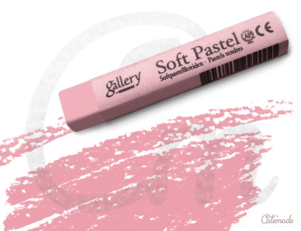 Пастель сухая мягкая Mungyo Gallery #055 «Розовая марена»