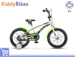 ДЕТСКИЙ ВЕЛОСИПЕД STELS ARROW 16 Kiddy-bikes от 3 до 6 лет