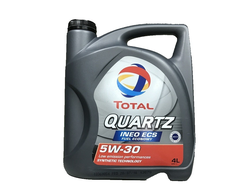 Масло TOTAL Quartz INEO ECS SAE 5/30 мот.синт. 4л, кат.№ 74158