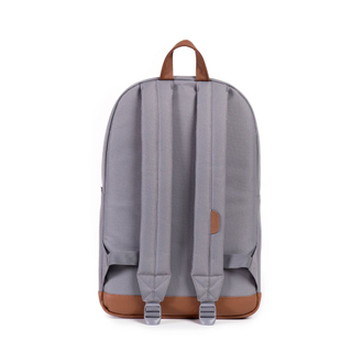 Рюкзак Herschel Pop Quiz Grey/Tan Synthetic Leather
