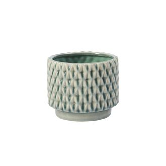Цветочное кашпо SIA CAMEO FLOWER POT SMALL , 280183 , H10/D12