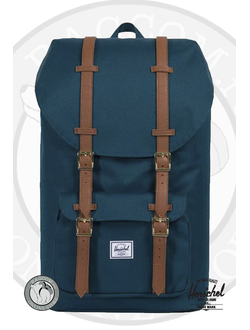 Herschel Little America Deep Teal