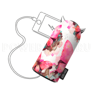 "EMIE Doodle Devil Power Bank S100 5200 mAh ""MAR"" powerjuice.ru"