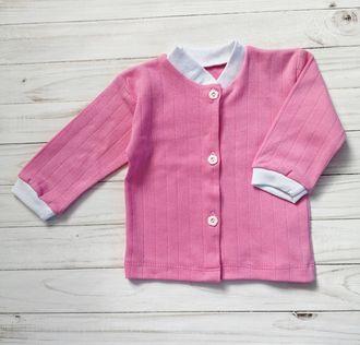 Кофточка ясельная (Артикул 1/025И) цвет розовый