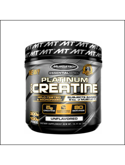 Креатин Muscletech Platinum 100% Creatine 400 g