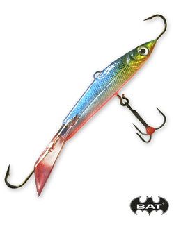 Bat (Vertical Jig) 3201-320, 80 mm, 32 g