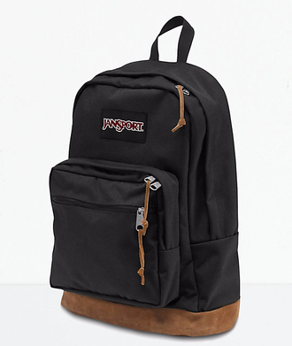 Черный Jansport Right Pack