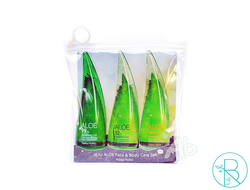 Набор Holika Holika Jeju Aloe Face and Body Care Set