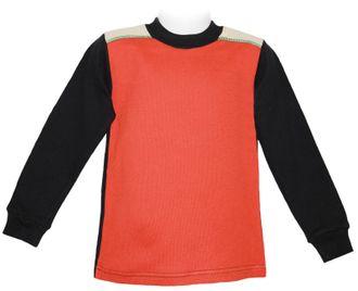 Джемпер (Артикул 446-172) цвет рыжий
