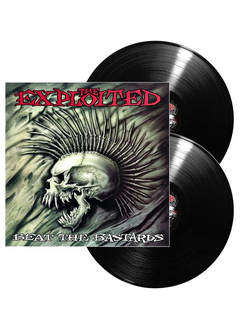 THE EXPLOITED - Beat the bastards 2-LP