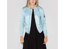 Куртка Alpha Industries Women Flight Jacket MA-1 VF Air Blue