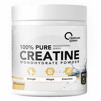 Optimum System 100% Pure Creatine Monohydrate 300 гр.