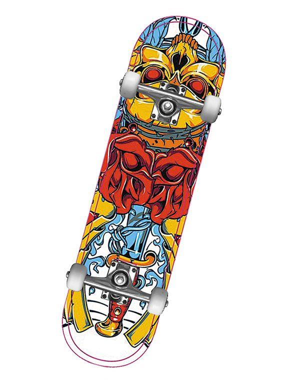 Любительский скейтборд MaxCity SWARD