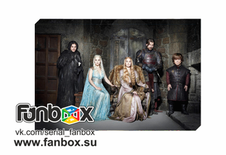 ФАНБОКС: ИГРА ПРЕСТОЛОВ (GAME OF THRONES)