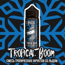 Freeze breeze Tropical Boom 100мл 3мг