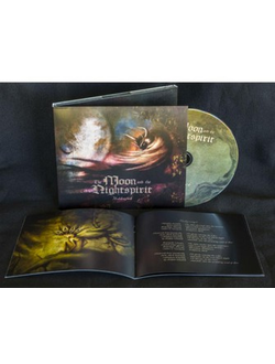 The Moon And The Nightspirit - Holdrejtek CD Digi