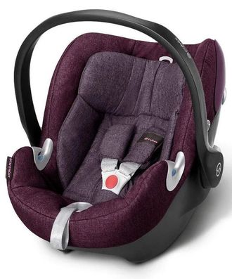 Cybex Aton Q Plus Grape Guice