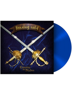 RUNNING WILD - Crossing the blades EP
