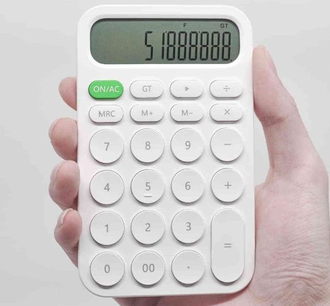 Калькулятор Xiaomi Miiiw Rice Calculator (Standard Edition)