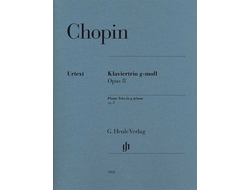Chopin Piano Trio in g minor op. 8