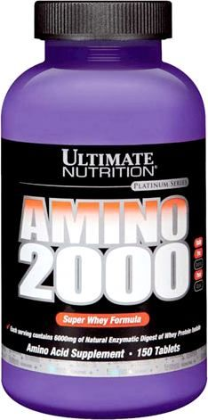 Ultimate Nutrition Amino 2000