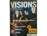 Visions Magazine October 2003 A Perfect Circle Cover Иностранные музыкальные журналы, Intpressshop