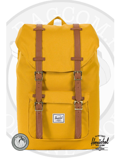 Herschel Little America Mid Volume Arrowwood/Tan