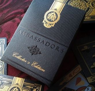 Ambassadors Collector's Edition Grey