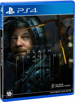 игра для PS4  Death Stranding