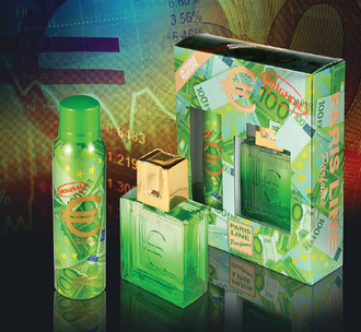 Набор EURO - Paris Line Parfums