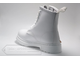 Женские ботинки Dr. Martens 1460 All White арт. DM30 доктор мартинс