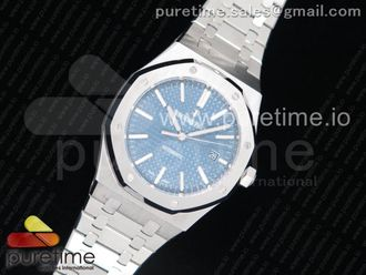 Royal Oak 41mm 15400 Blue