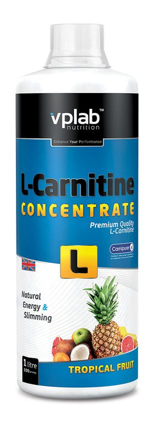 VP Lab L-Carnitine Concentrate 1 литр