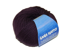 Lana Gatto Maxi Soft 5287 баклажан