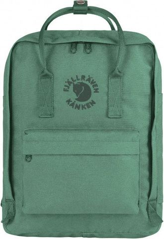 Рюкзак Fjallraven Kanken Emerald (Re-Kanken)