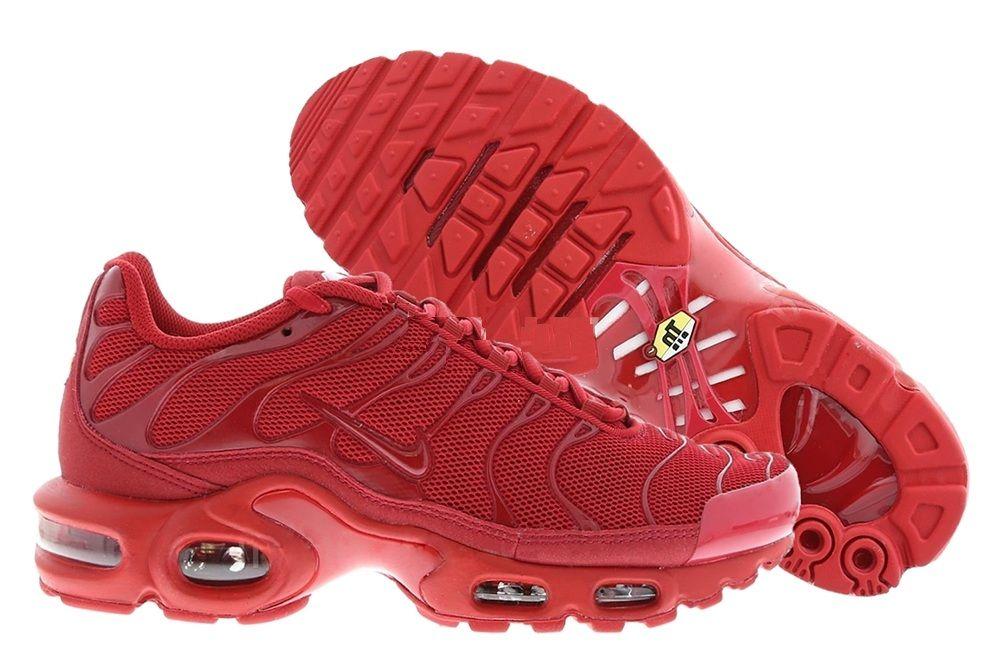 b03a53b3 Кроссовки NIKE AIR MAX TN PLUS ЖЕНСКИЕ Красные купить в Перми — цены,  размеры, доставка, купить кроссовки в интернет-магазине недорого в Перми