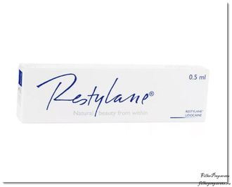 RESTYLANE LIDOCAINE 1X0,5ML