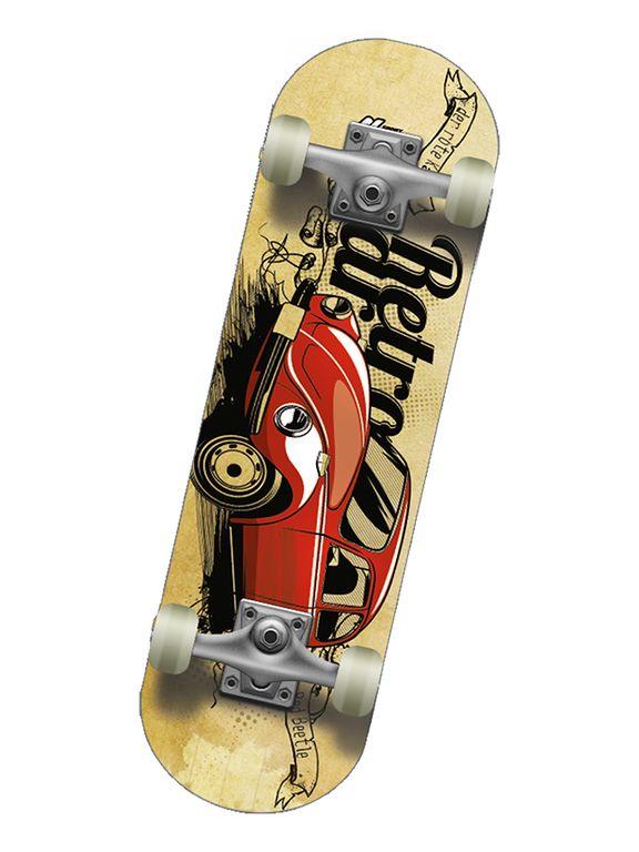 Мини скейтборд CK BEETLE JR для малышей
