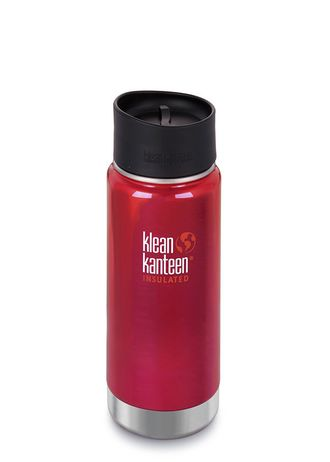 Термобутылка Klean Kanteen Insulated Wide 16oz (473 мл) Roasted Pepper