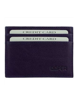 Кардхолдер QOPER Credit card holder purple